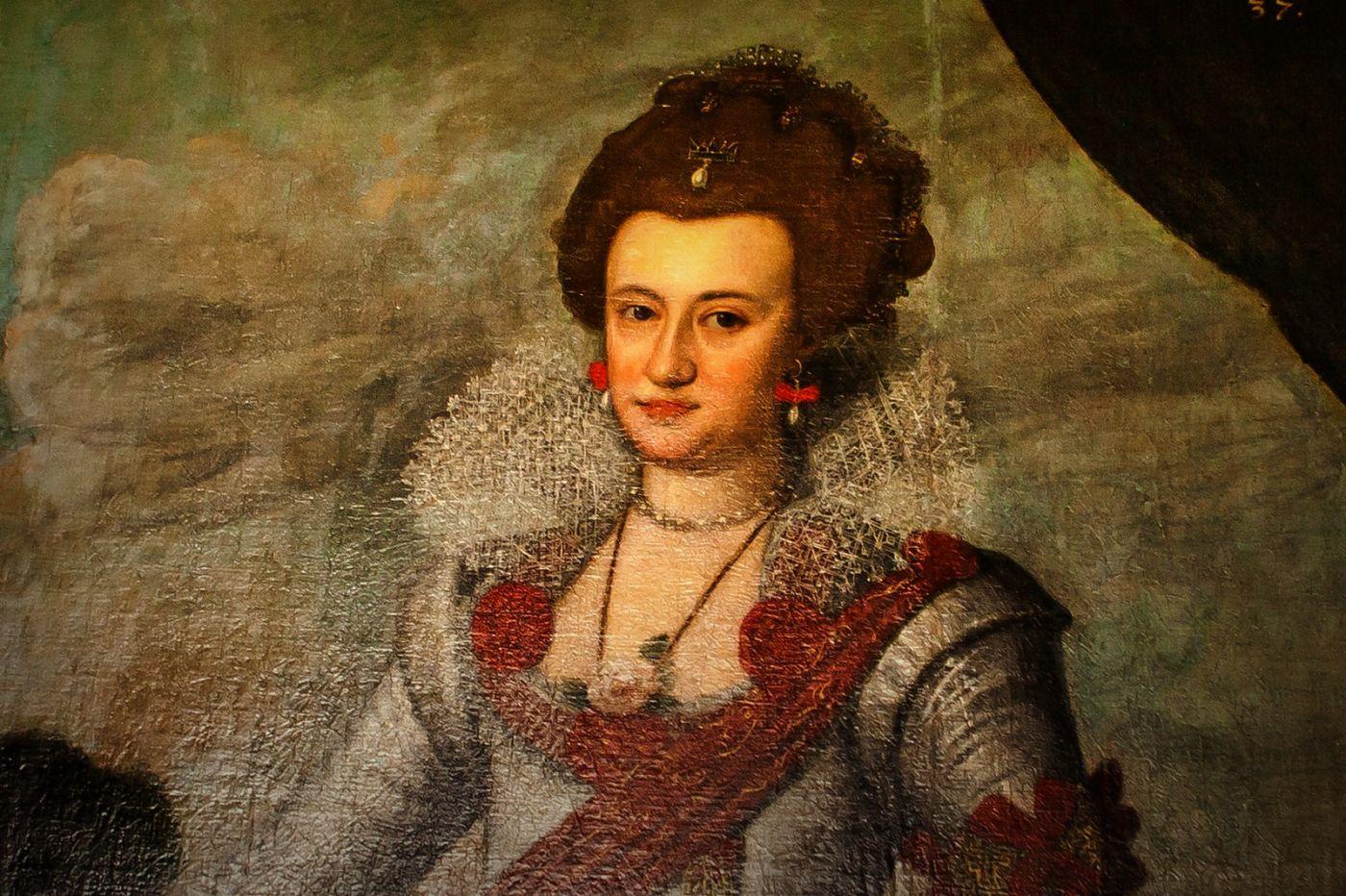丹麥腓特烈堡城堡,油畫里的故事_圖1-22