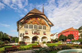 拉绍德封-----瑞士钟表的鼻祖