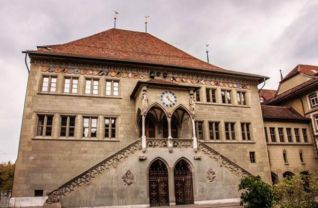 伯尔尼---瑞士的老城首都_图1-3