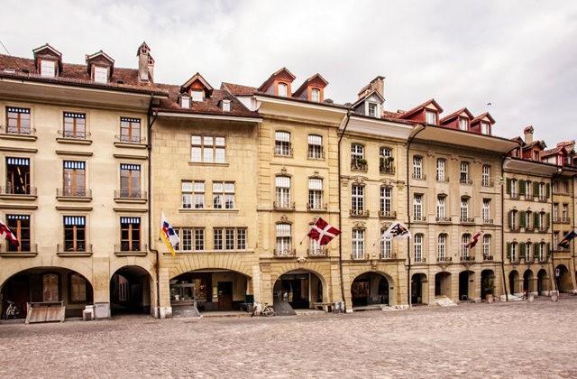 伯尔尼---瑞士的老城首都_图1-4