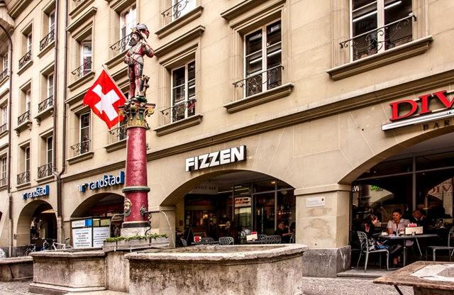 伯尔尼---瑞士的老城首都_图1-5