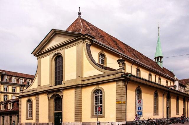 伯尔尼---瑞士的老城首都_图1-6