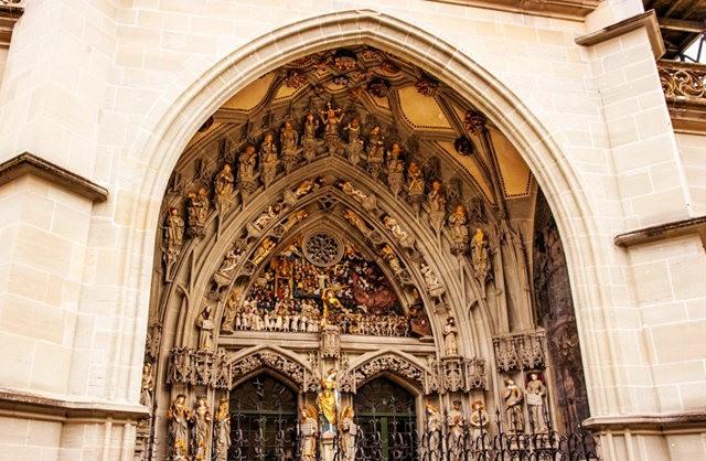 伯尔尼---瑞士的老城首都_图1-9