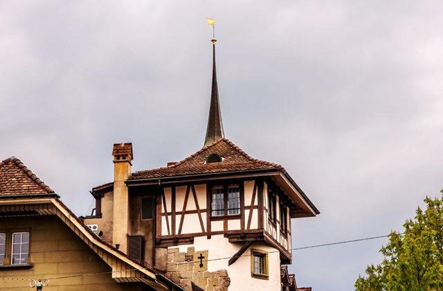 伯尔尼---瑞士的老城首都_图1-12