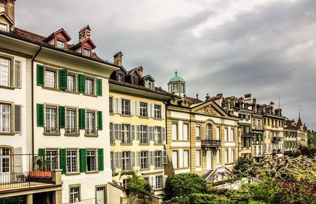 伯尔尼---瑞士的老城首都_图1-13