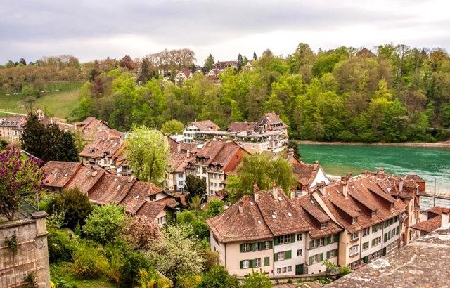 伯尔尼---瑞士的老城首都_图1-15