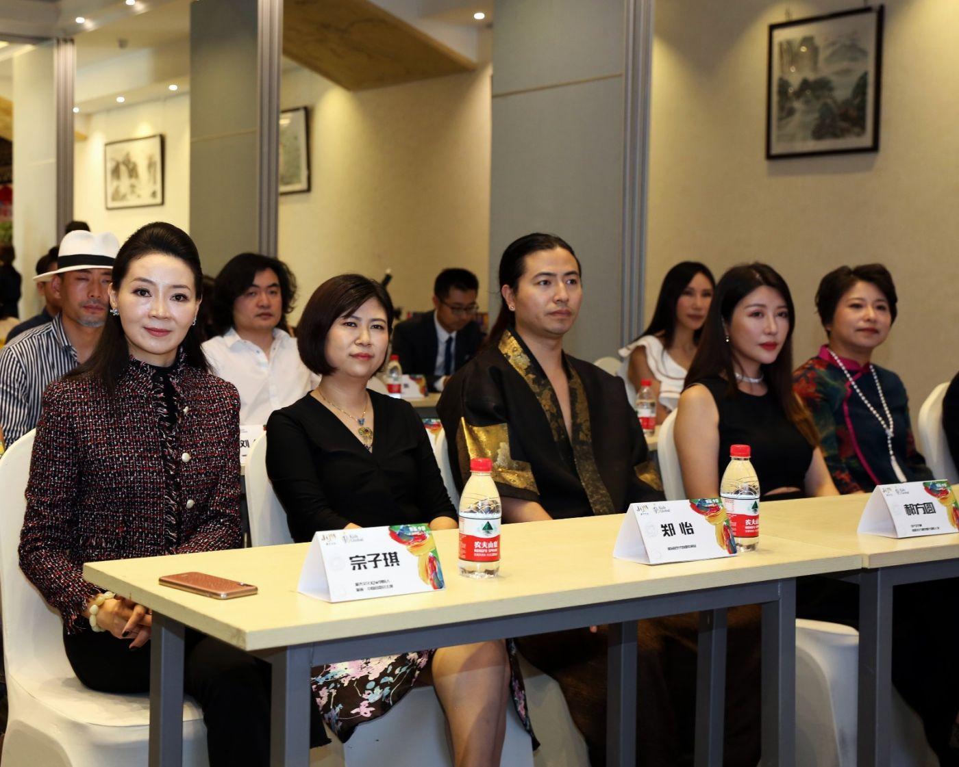 """""""聚画·中国""""国际少儿美术大赛新闻发布会在上海举行_图1-5"""