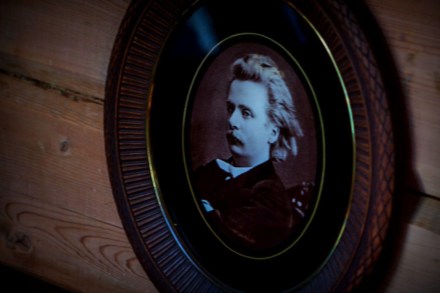 挪威作曲家爱德华-格里格,走访故居_图1-10