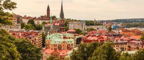 瑞典哥德堡,俯瞰全城