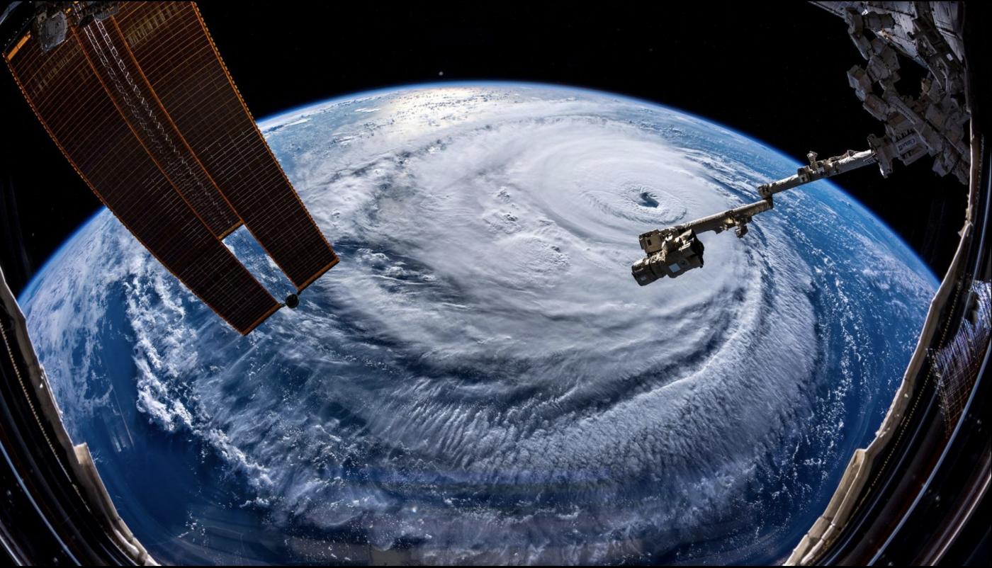 惨不忍睹:狂风袭击下的美国和香港_图1-10