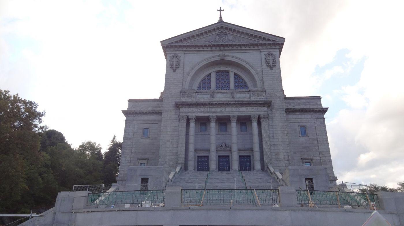加东三天游 第二天  蒙特利尔 Montreal  和 魁北克城 Quebec City_图1-4