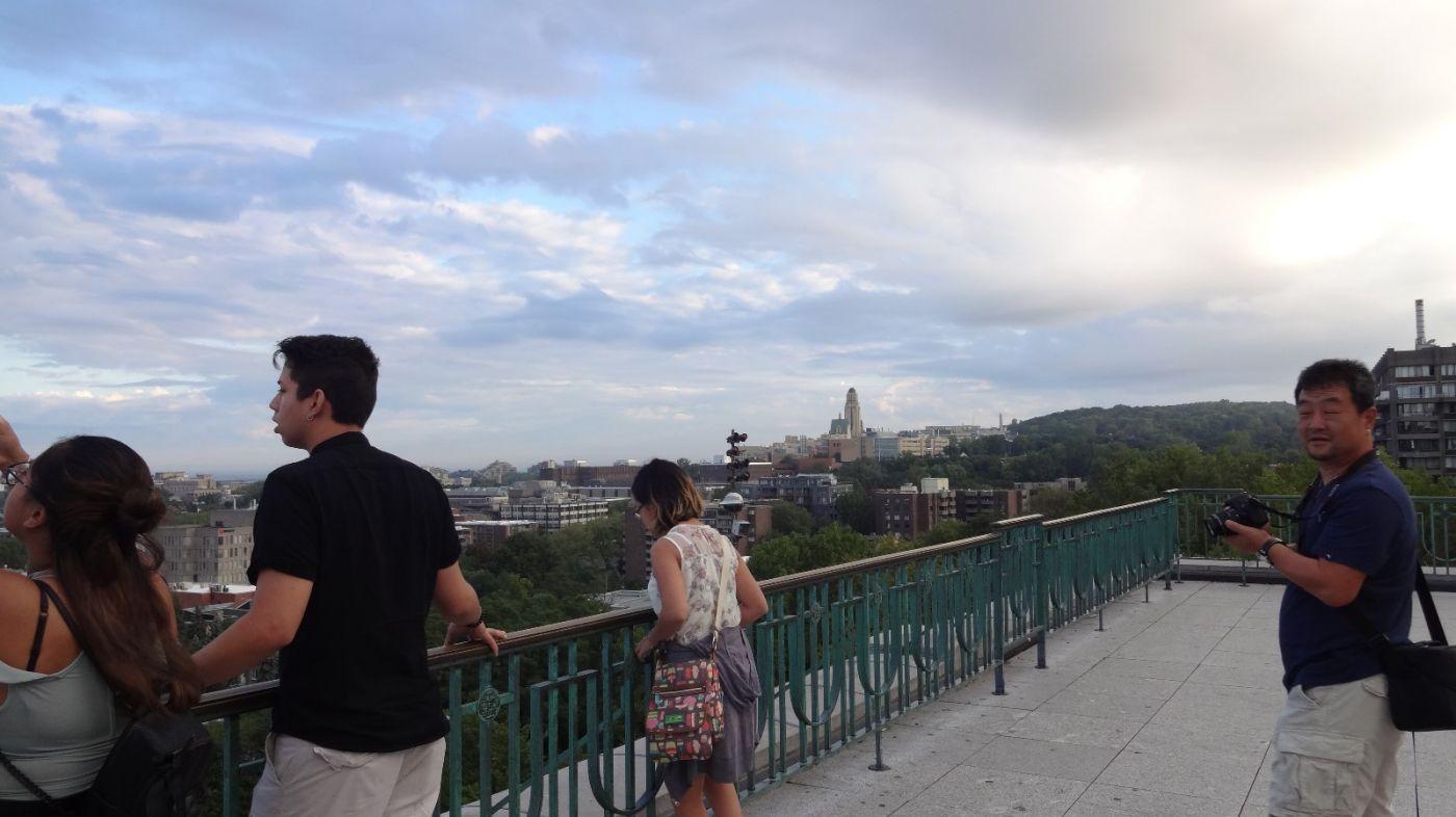 加东三天游 第二天  蒙特利尔 Montreal  和 魁北克城 Quebec City_图1-5