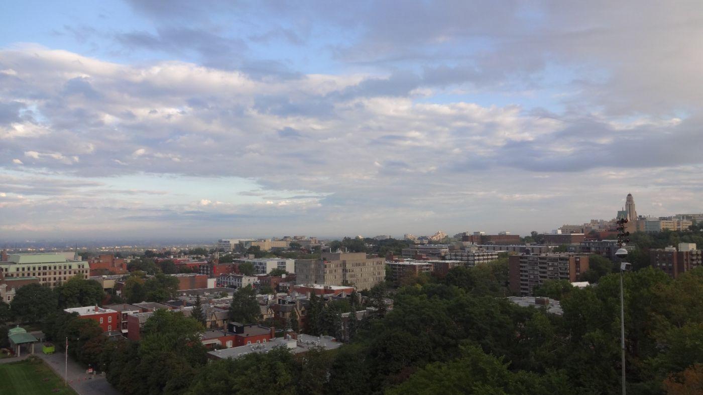 加东三天游 第二天  蒙特利尔 Montreal  和 魁北克城 Quebec City_图1-6