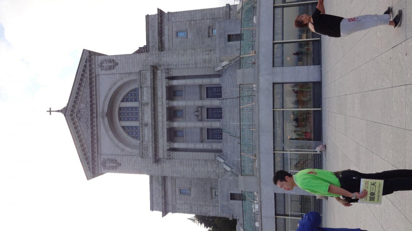 加东三天游 第二天  蒙特利尔 Montreal  和 魁北克城 Quebec City_图1-8