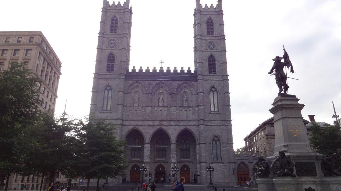 加东三天游 第二天  蒙特利尔 Montreal  和 魁北克城 Quebec City_图1-26