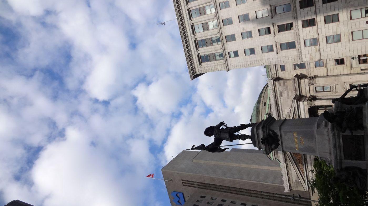 加东三天游 第二天  蒙特利尔 Montreal  和 魁北克城 Quebec City_图1-27