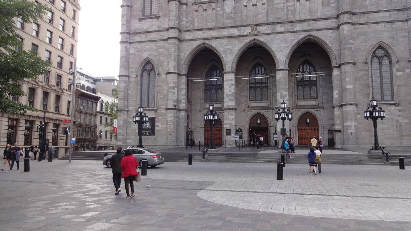加东三天游 第二天  蒙特利尔 Montreal  和 魁北克城 Quebec City_图1-30