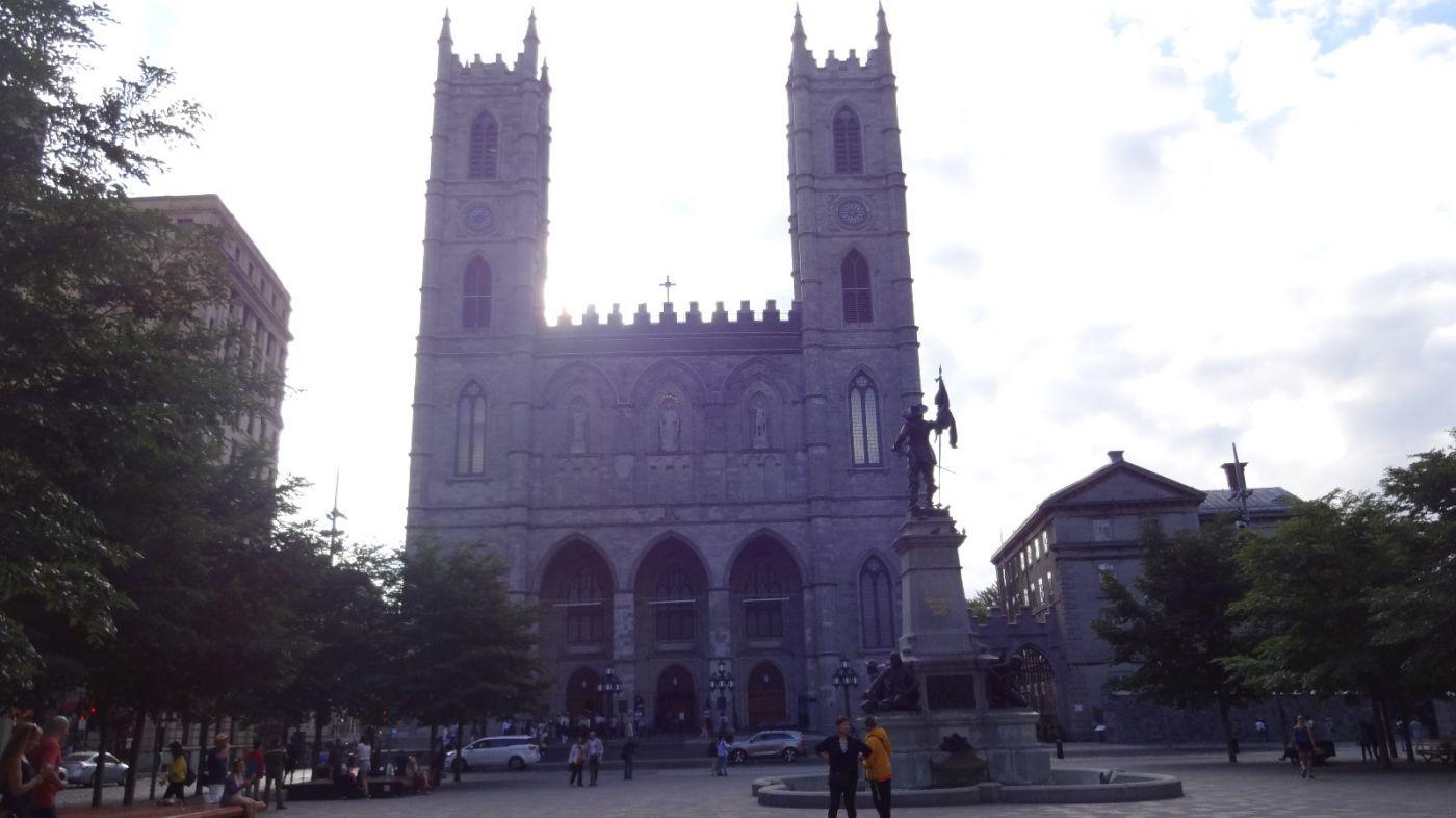 加东三天游 第二天  蒙特利尔 Montreal  和 魁北克城 Quebec City_图1-31
