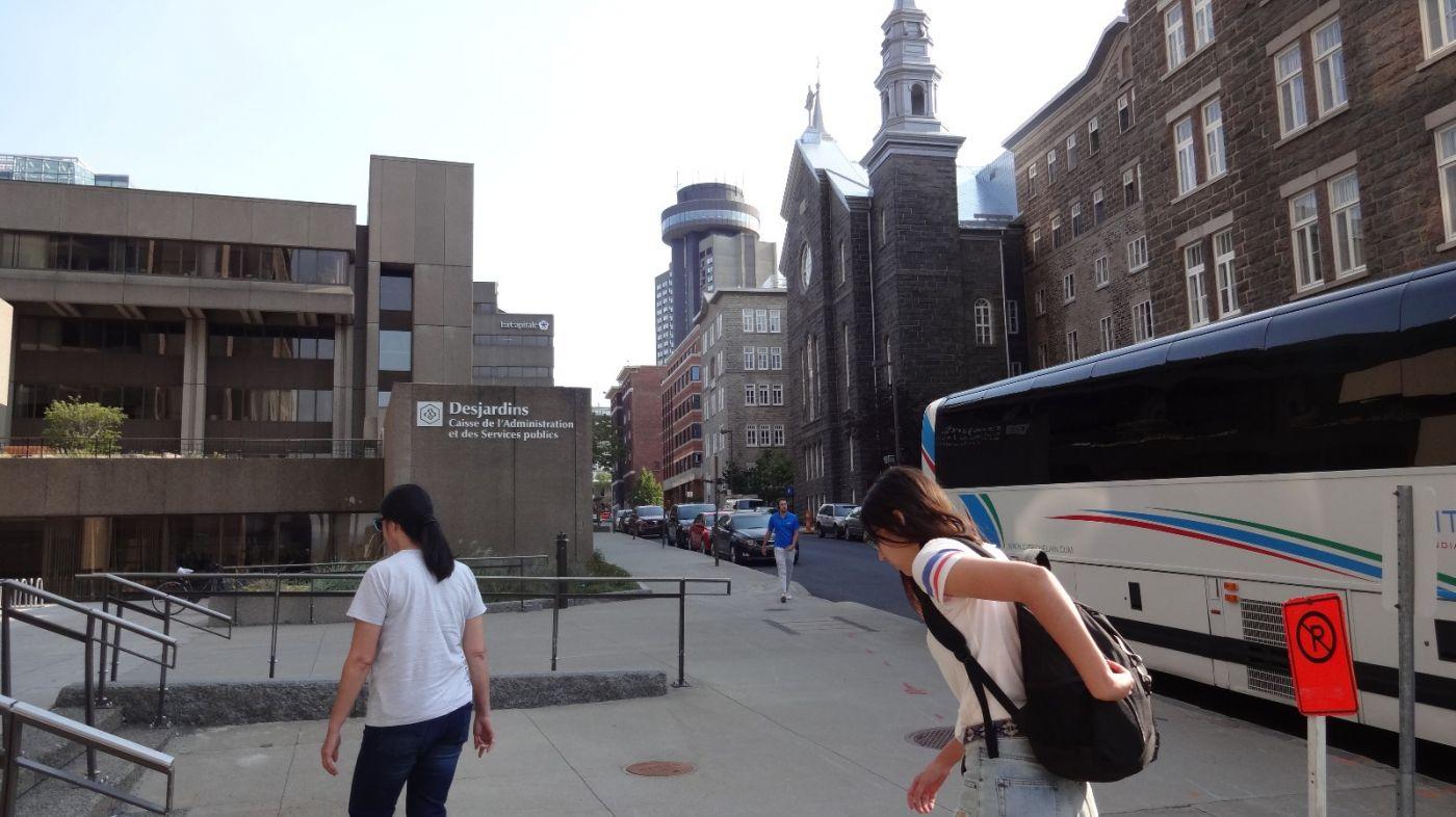 加东三天游 第二天  蒙特利尔 Montreal  和 魁北克城 Quebec City_图1-43