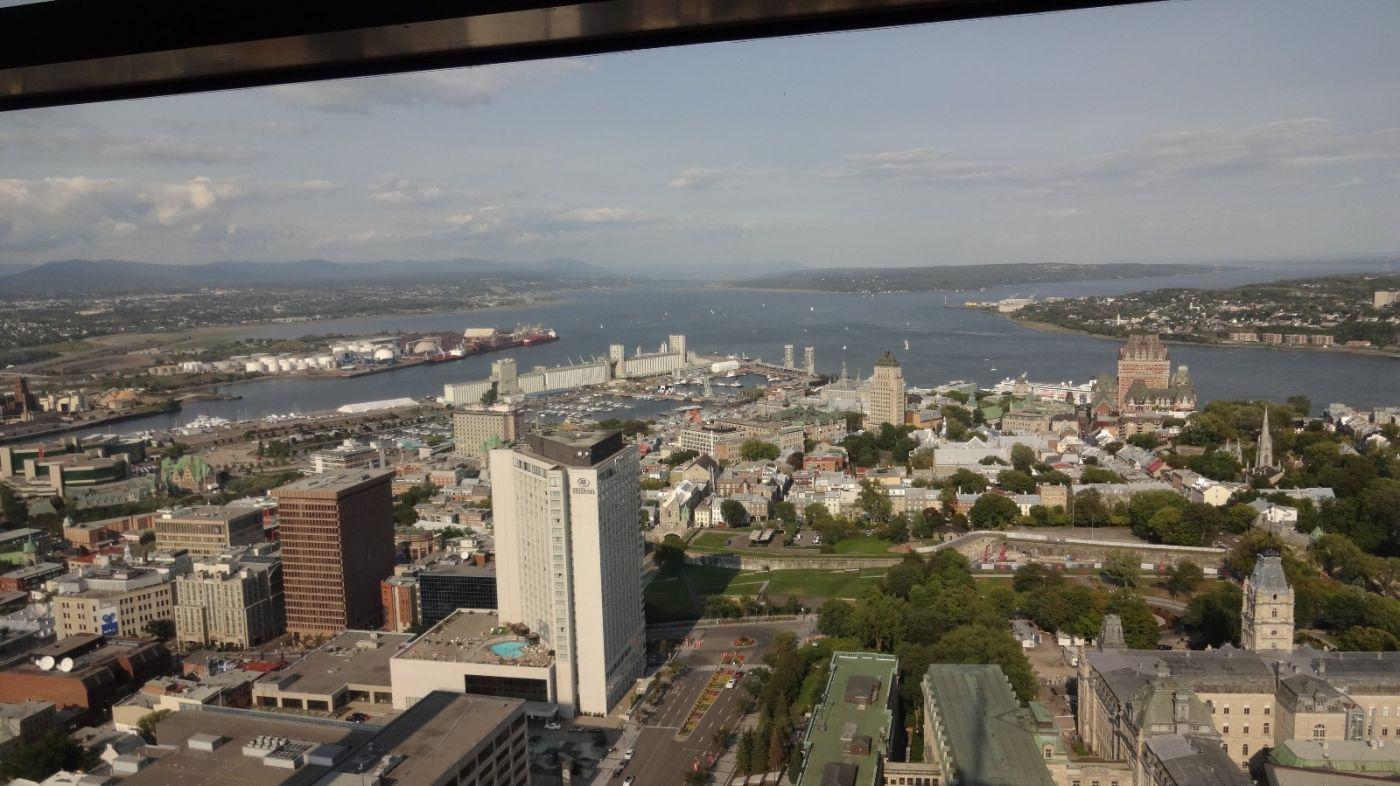 加东三天游 第二天  蒙特利尔 Montreal  和 魁北克城 Quebec City_图1-45