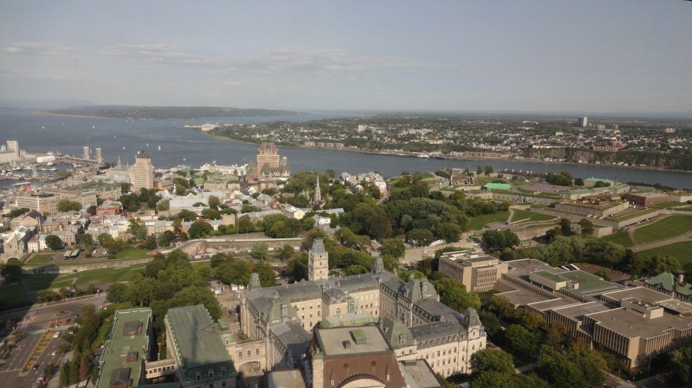 加东三天游 第二天  蒙特利尔 Montreal  和 魁北克城 Quebec City_图1-52