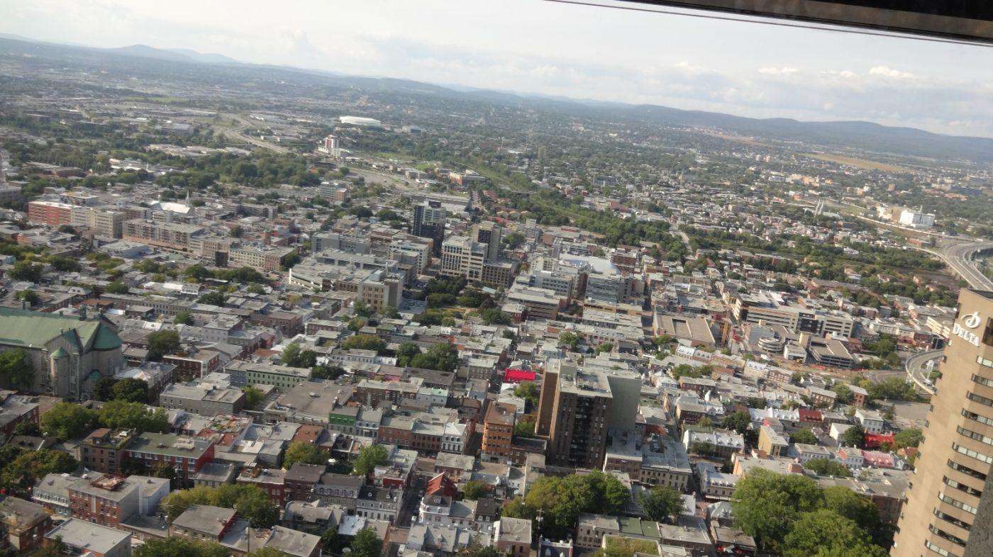 加东三天游 第二天  蒙特利尔 Montreal  和 魁北克城 Quebec City_图1-46