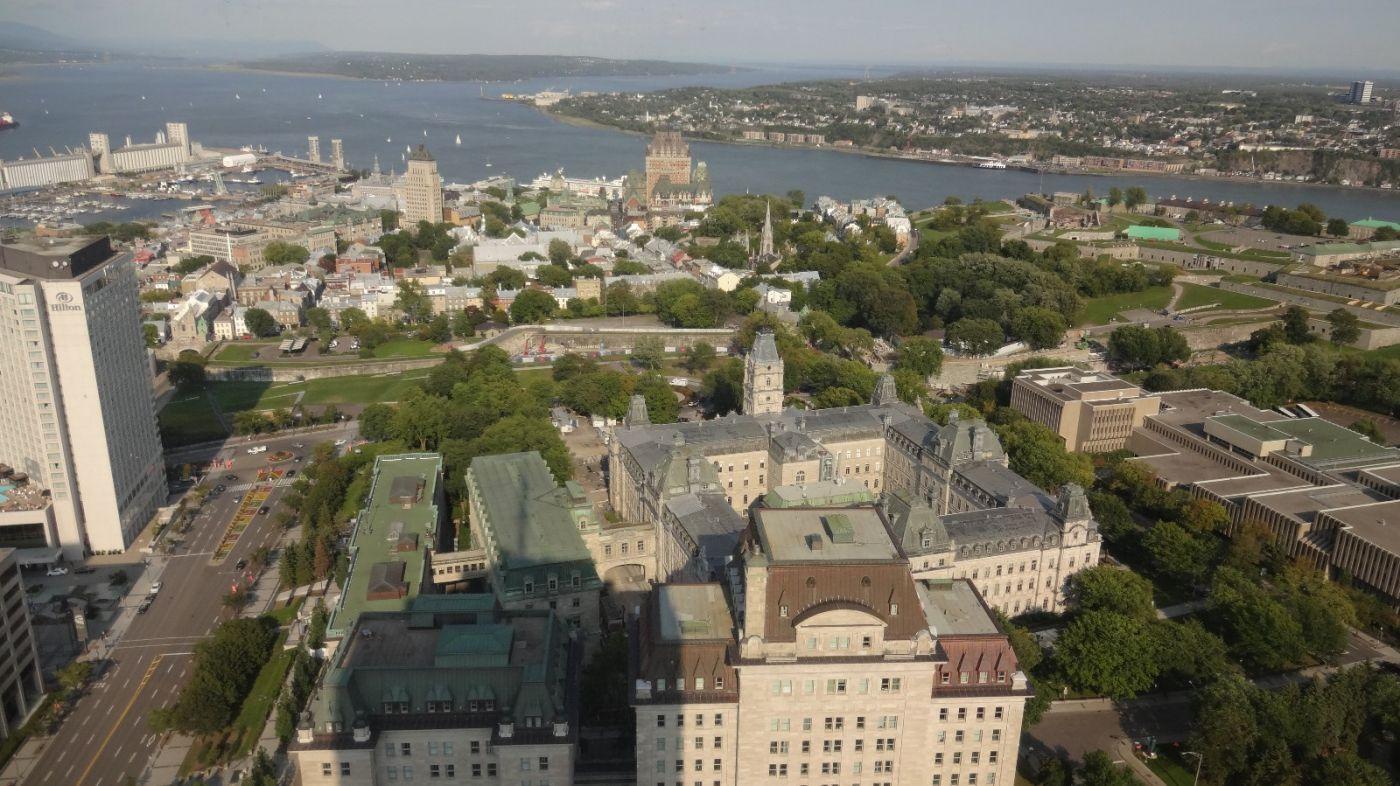 加东三天游 第二天  蒙特利尔 Montreal  和 魁北克城 Quebec City_图1-48