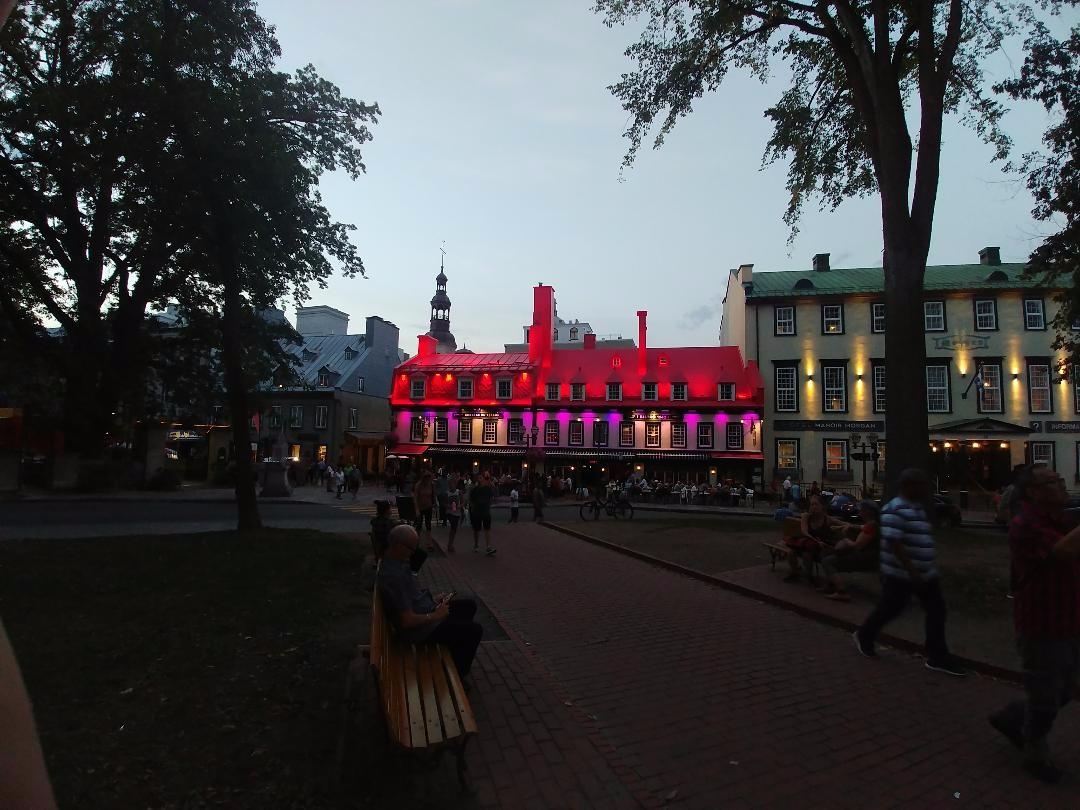 加东三天游 第二天  蒙特利尔 Montreal  和 魁北克城 Quebec City_图1-59
