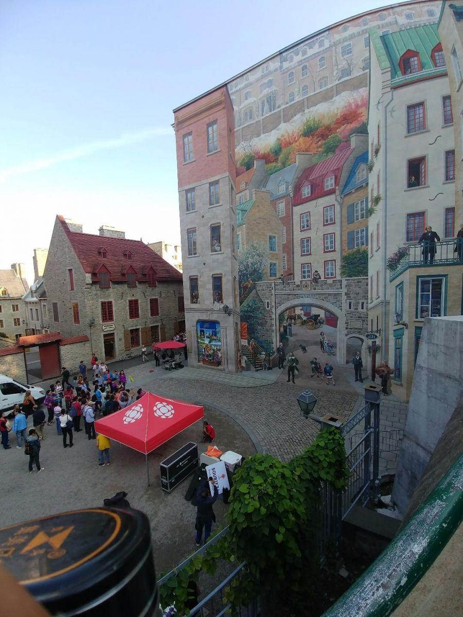 加东三天游 第二天  蒙特利尔 Montreal  和 魁北克城 Quebec City_图1-57