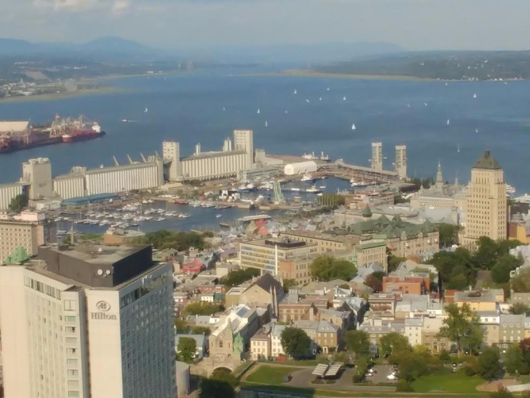 加东三天游 第二天  蒙特利尔 Montreal  和 魁北克城 Quebec City_图1-56
