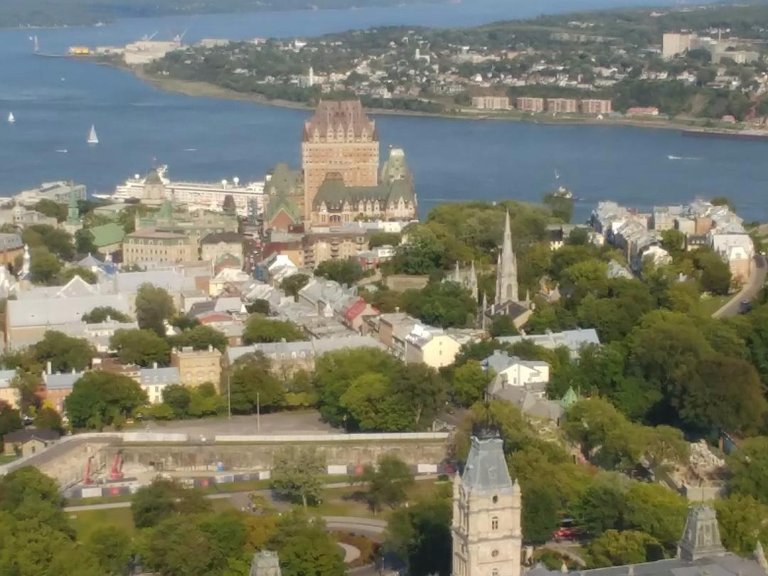 加东三天游 第二天  蒙特利尔 Montreal  和 魁北克城 Quebec City_图1-54