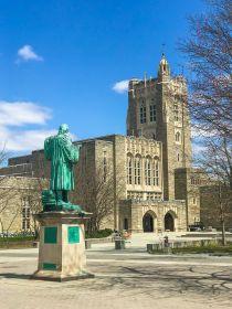 普林斯顿大学,古色古香的建筑