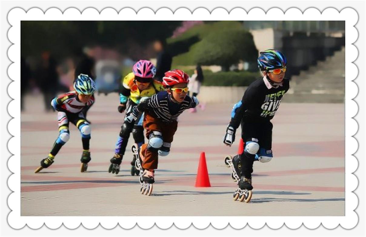 县城儿童速滑特训队2_图1-1