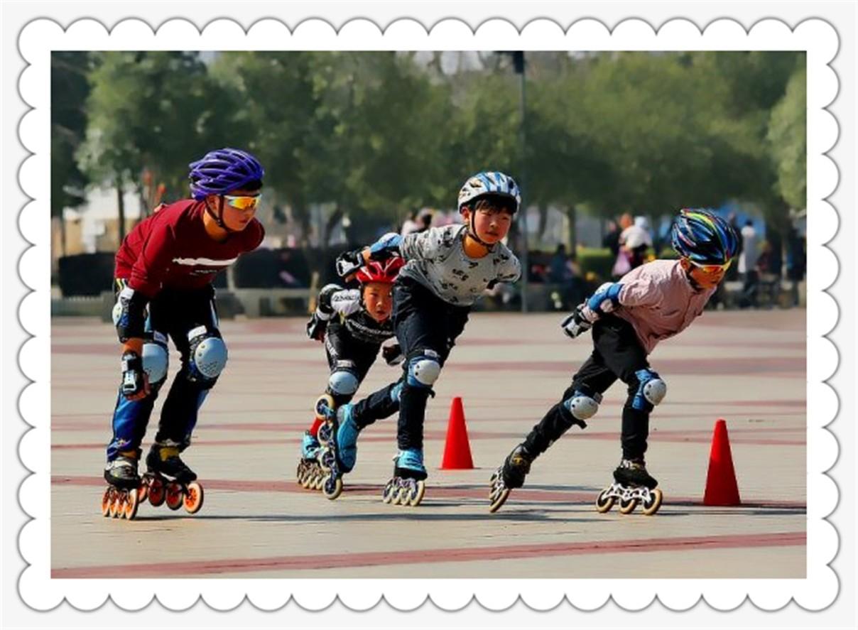 县城儿童速滑特训队2_图1-2