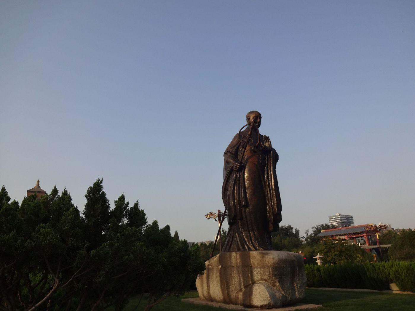 游西安大雁塔,小雁塔,华清池 汉城湖 补图----3_图1-3