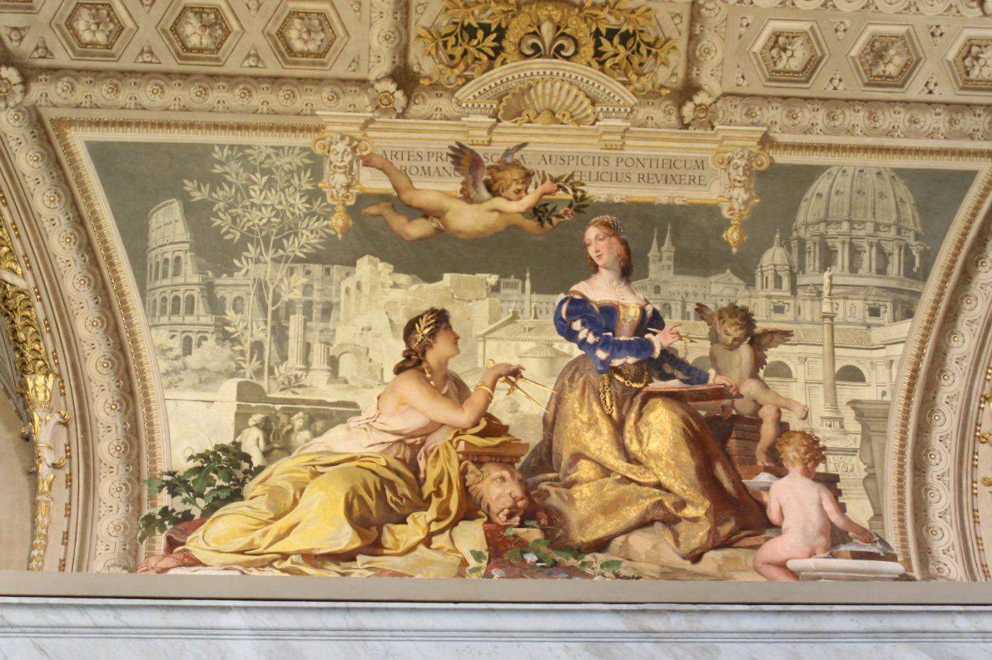 上帝之城:梵蒂冈印象_图1-16