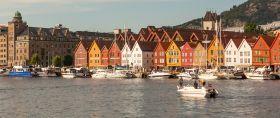 挪威卑尔根市,最著名的景