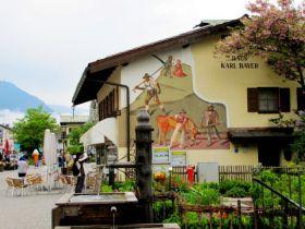 加米施-帕滕基-----阿尔卑斯山脚下绘画小镇