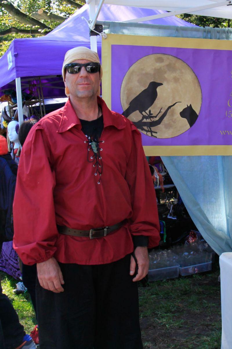 一年一度的崔恩堡公园中世纪节热闹非凡_图1-7