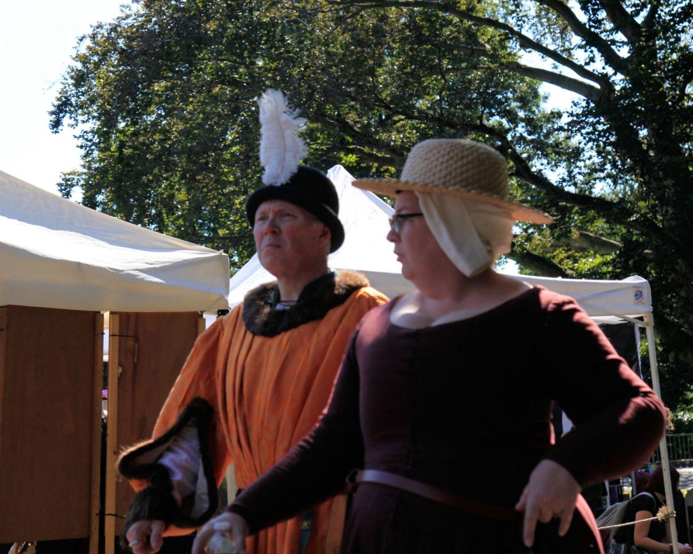 一年一度的崔恩堡公园中世纪节热闹非凡_图1-10