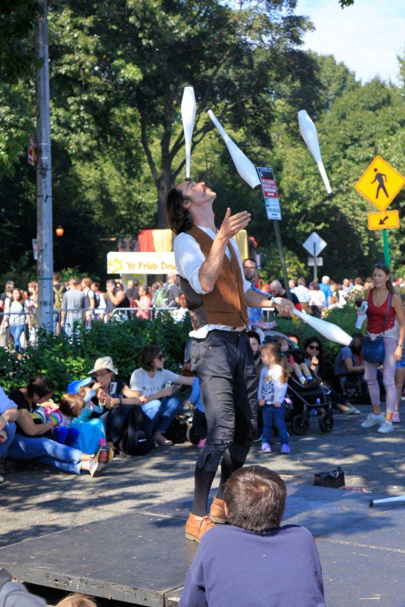 一年一度的崔恩堡公园中世纪节热闹非凡_图1-13