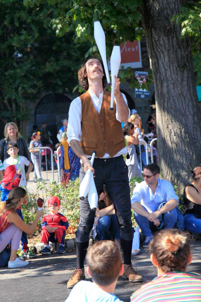 一年一度的崔恩堡公园中世纪节热闹非凡_图1-14
