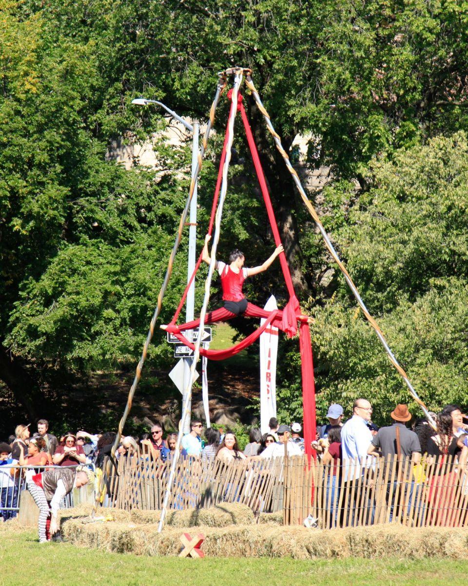 一年一度的崔恩堡公园中世纪节热闹非凡_图1-18