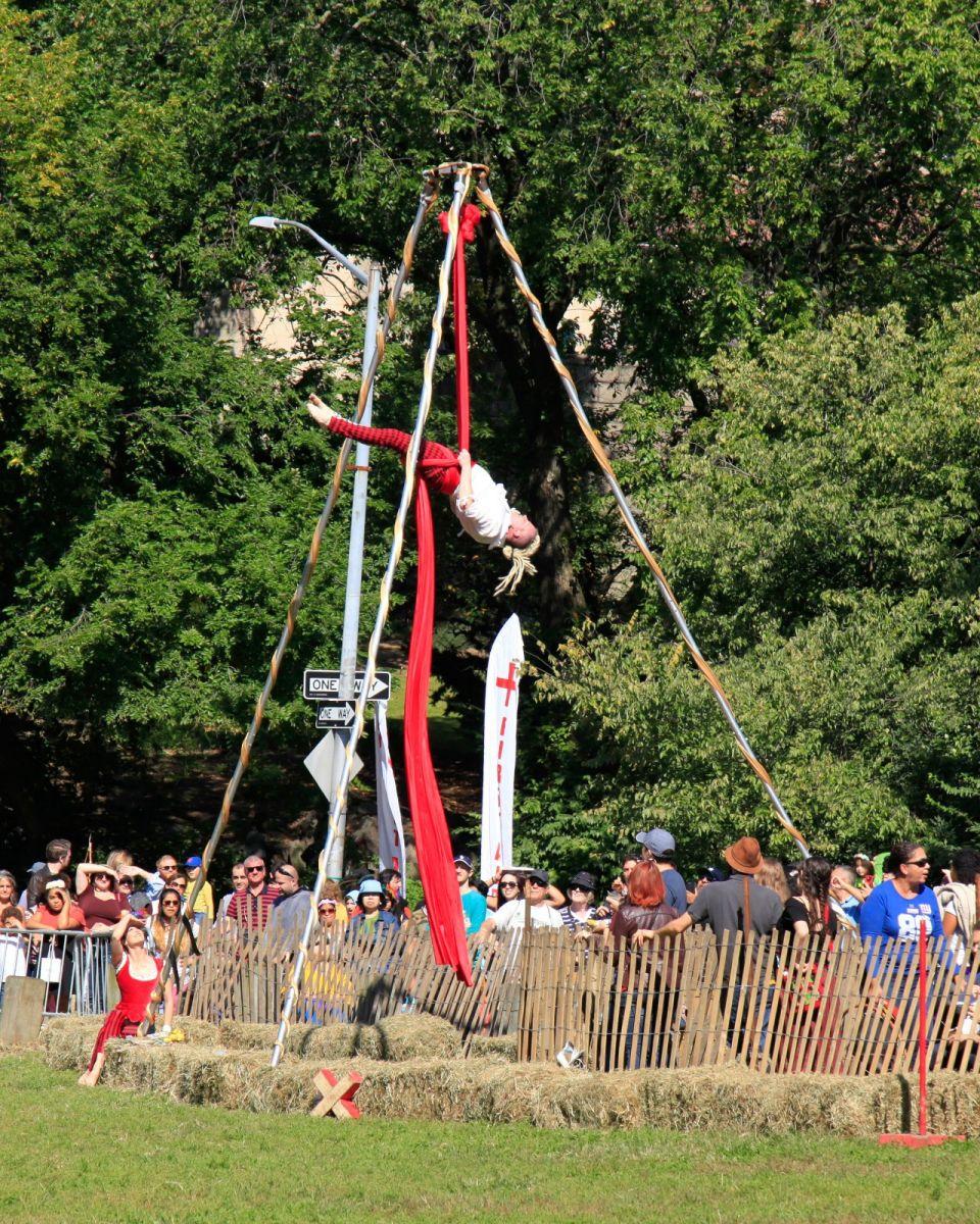 一年一度的崔恩堡公园中世纪节热闹非凡_图1-17