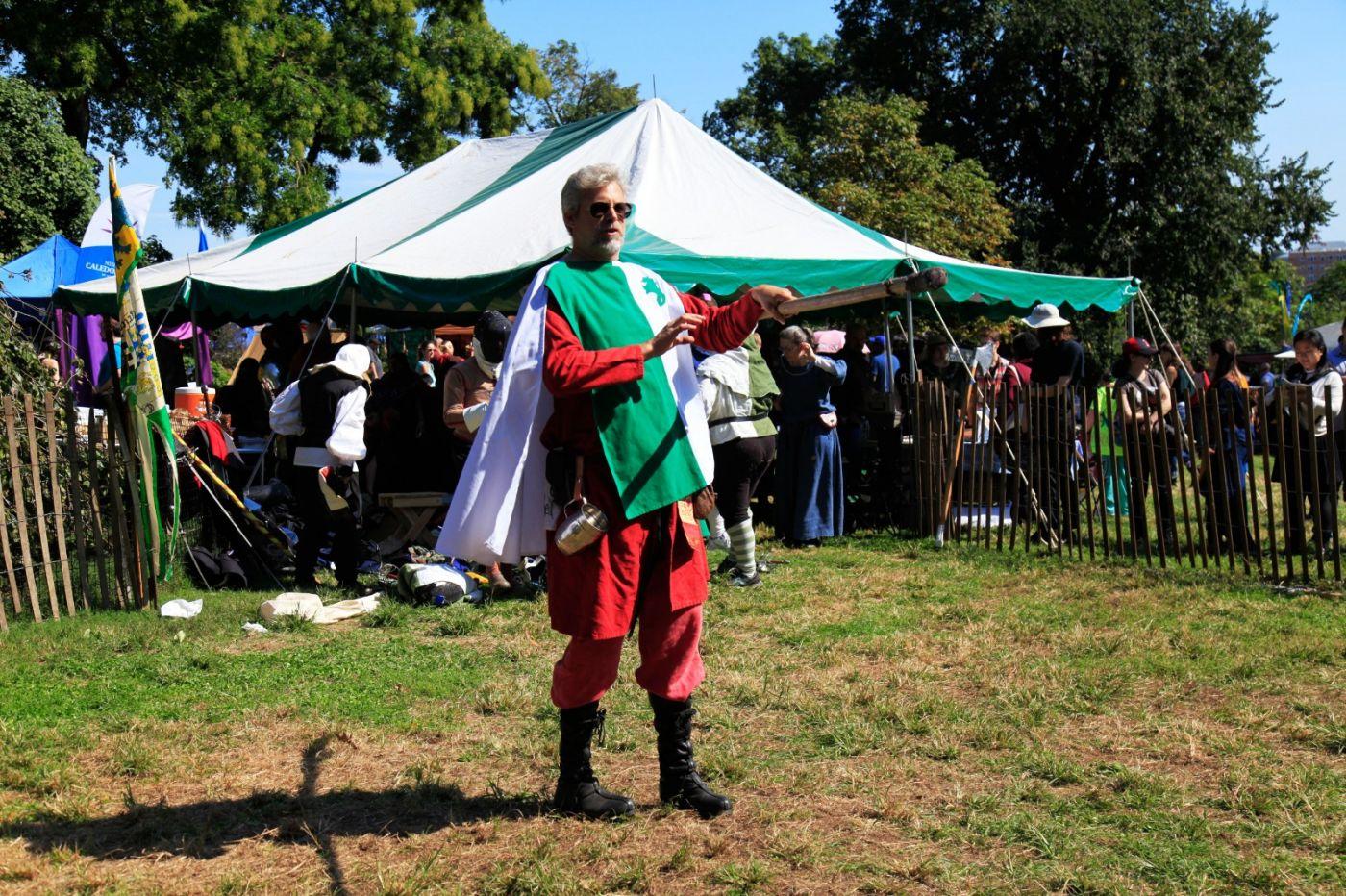一年一度的崔恩堡公园中世纪节热闹非凡_图1-28