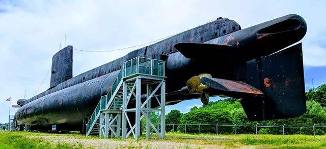 奥内达加冷战潜艇_图1-13
