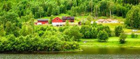 北欧旅途,令人羡慕的山间家园