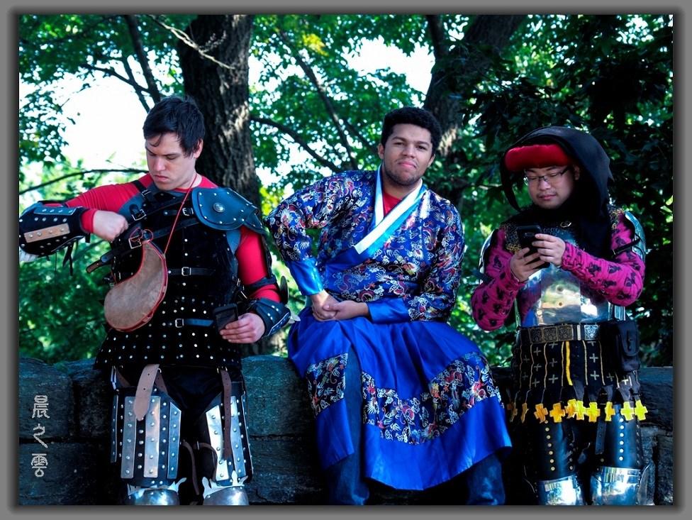 难得一见的中世纪节,(Medieval Festival)_图1-3