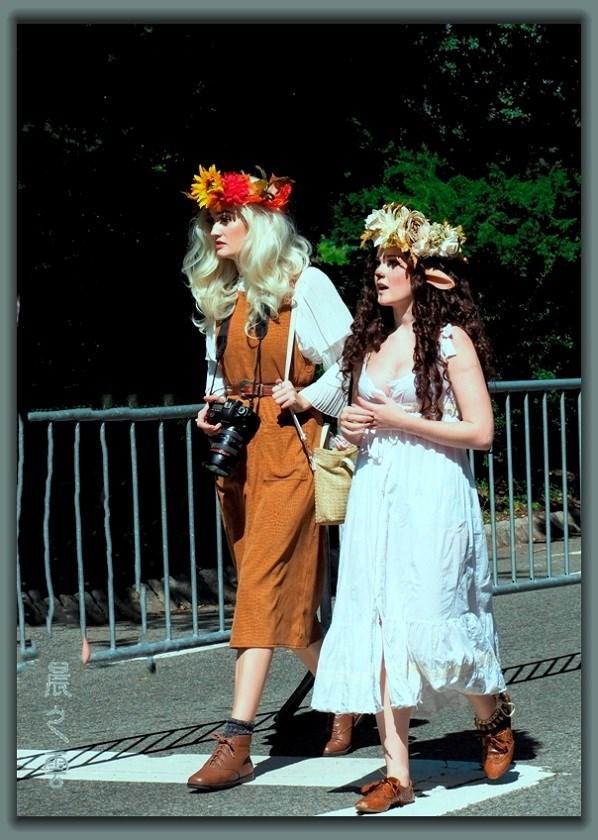 难得一见的中世纪节,(Medieval Festival)_图1-22