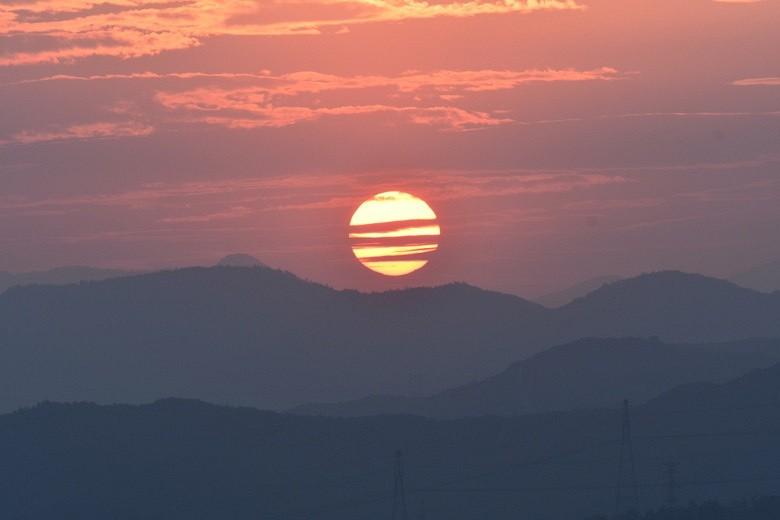 国庆节的太阳_图1-4